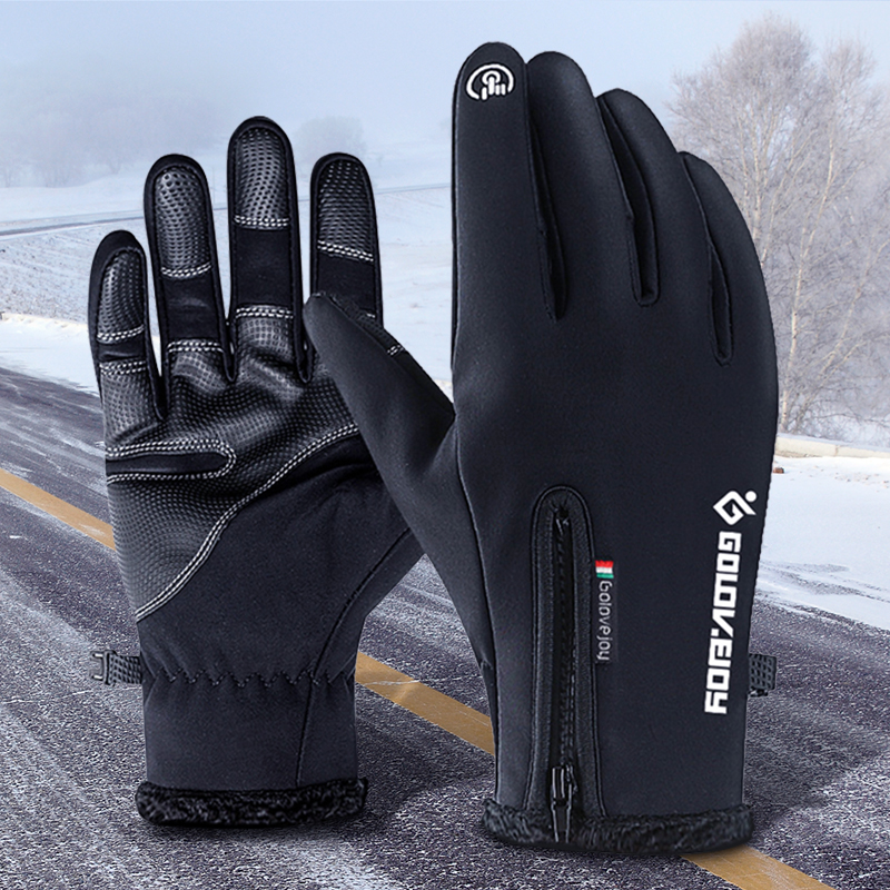 Motorrad Handschuhe Beheizte Handschuhe Wasserdicht Guantes Moto Winter Touchscreen Luva Motociclista Motocross Handschuhe Motorrad