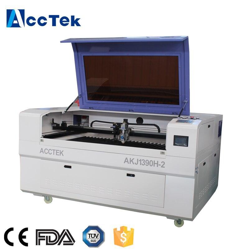Станок для лазерной гравировки и резки с ЧПУ 150 Вт 180 Вт 200 Вт 300 Вт co2 станок для лазерной резки металла и неметалла