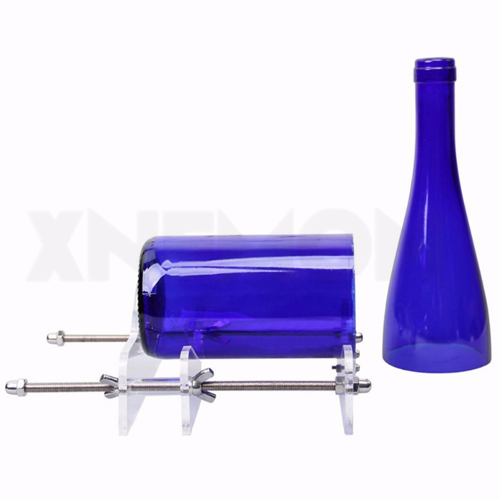 New high-quality DIY glass bottle cutting machine bottle crafts mechanical recycling safety cutting tools кронштейн mart 101s черный для 10 26 настенный от стены 18мм vesa 100x100 до 25кг