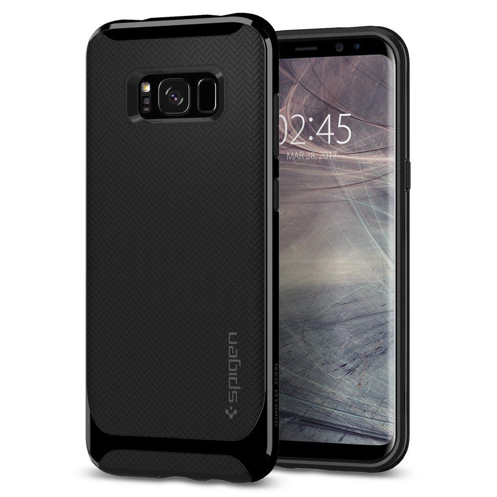 100% Original SPIGEN Neo Hybrid Cases for Samsung Galaxy S8 Plus / S8+ (6.2)
