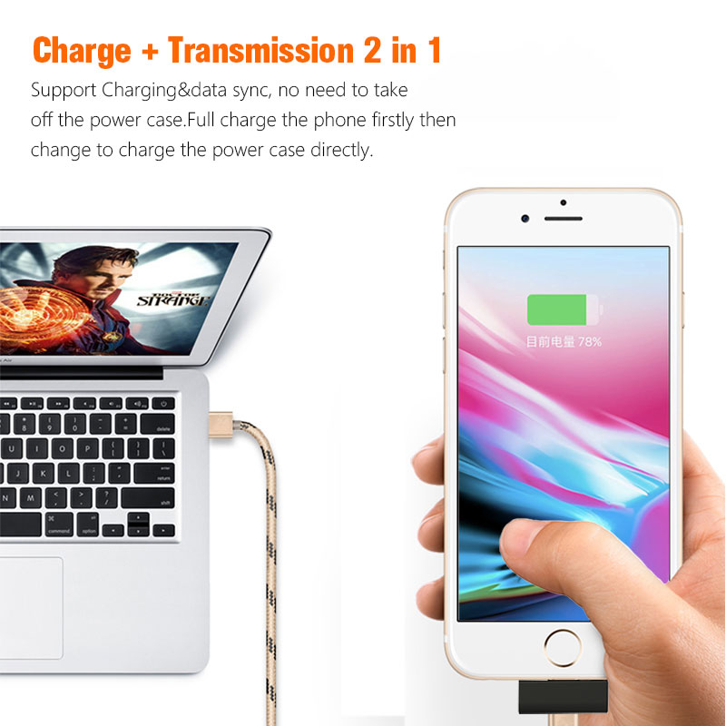 2800mAh Ultra Slim mini Portable Power Bank Backup Charging Case for iPhone, Samsung, LG, and Android Phones Accessories Apple Phones Mobile Phones 1ef722433d607dd9d2b8b7: China|Russian Federation|United Kingdom|United States