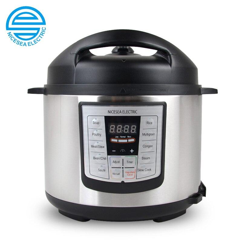 110 V ~ 127 V 5l Intelligente Elektrische Reiskocher Export Nach Usa Mikrocomputersteuerung Für Haushalt Suiten Für 5 -6 Menschen