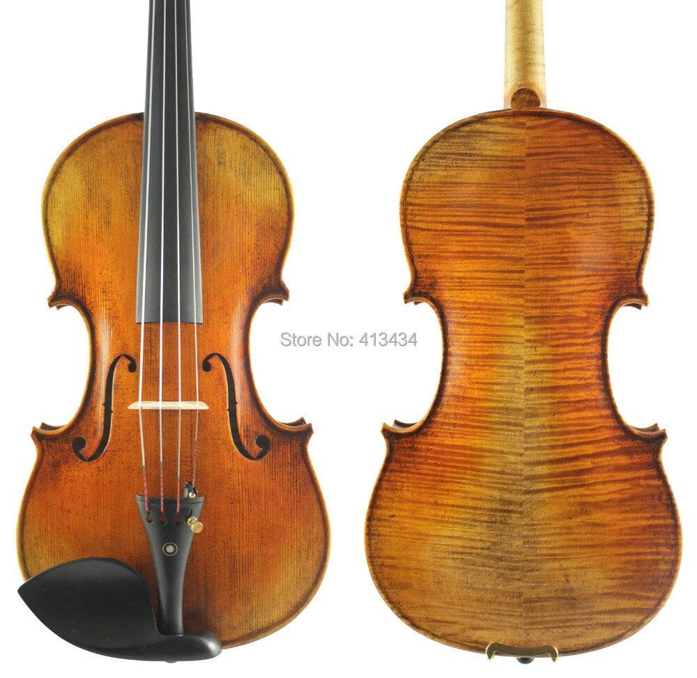 все цены на Ch.J.B Collion-Mezin Copy French violin ,Professional handmade antique Violin,Austrian Spruce wood.NO:152 онлайн