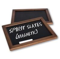Spirit Liste-Magnetica (Fantasma Nero Bordo), Mentalismo Trucchi Magici, Palcoscenico, Trucco, Accessorio, illusione