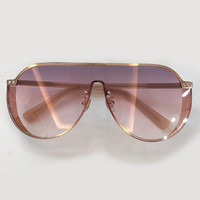 Fashion Vintage Oval Sunglasses Women 2019 High Quality Brand Designer Ally Frame Eyewear Oculos De Sol Femininio with Packing