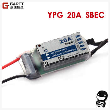Freeshipping YPG 20A HV SBEC High Quality For RC model airplane No programming required - DISCOUNT ITEM  15% OFF All Category