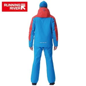 Image 3 - RUNNING RIVER ยี่ห้อผู้ชายคุณภาพสูงแจ็คเก็ตสกีฤดูหนาว Warm Hooded กีฬาแจ็คเก็ตสำหรับ Man Professional กลางแจ้งชุด # N6417O6457