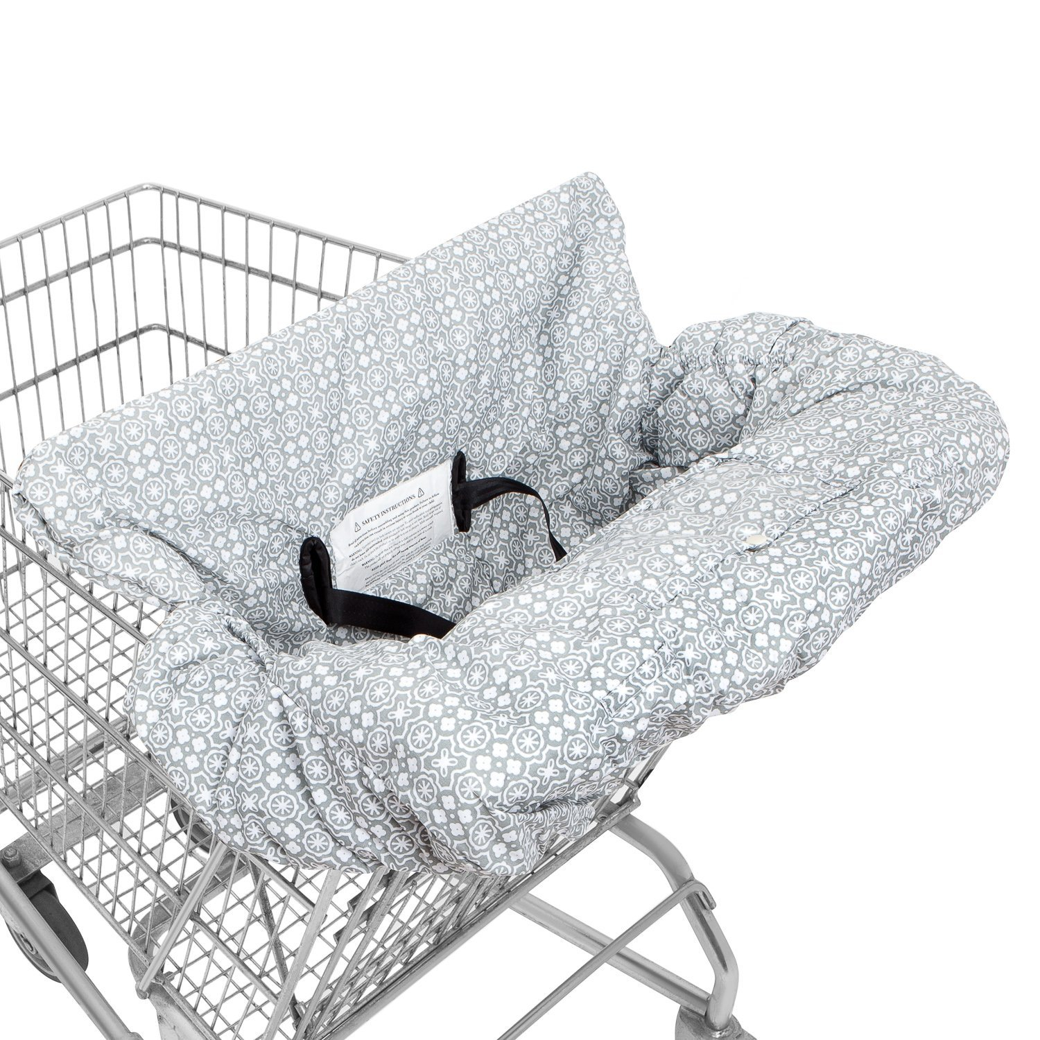 carters high chair cover bath baby new 2 in 1 folding shopping cart and