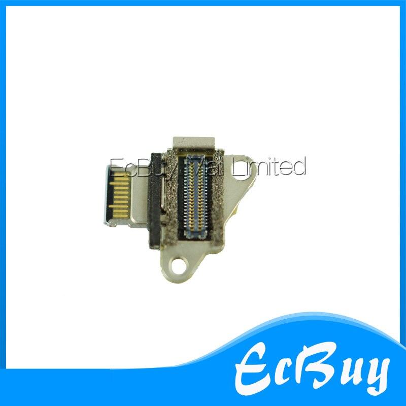 Ноутбук A1534 DC-IN I/O C USB зарядки Мощность DC Jack совета разъем для MacBook retina 12 A1534 2015 год MF855 MF865 EMC2746