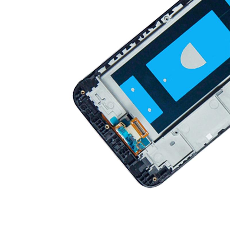 """Image 5 - 5,5 """"для LG X power 2 M320 M320G M320F M320N/X500 ЖК дисплей сенсорный экран с рамкой Ремонтный комплект Замена + Бесплатная доставка-in ЖК-экраны для мобильного телефона from Мобильные телефоны и телекоммуникации"""
