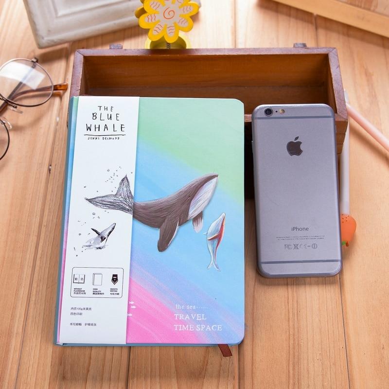 Fromthenon värvi värvitud armas vaal sülearvuti päevik - Kaustikud ja kontoriraamatud - Foto 4