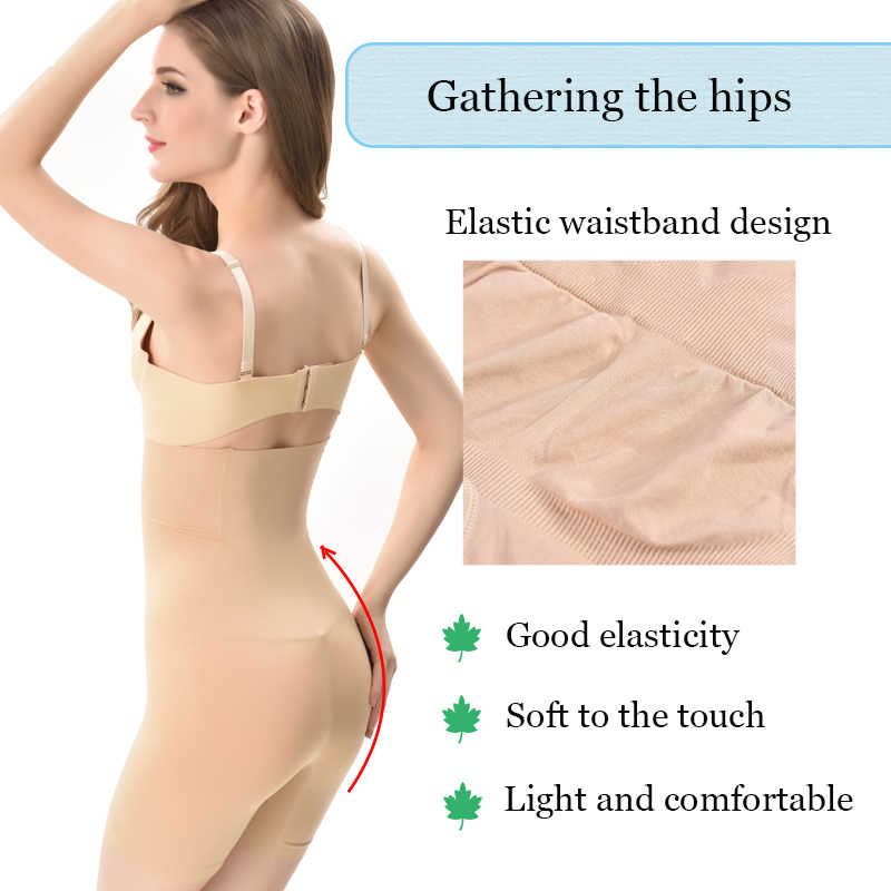 98e3e819949ae ... Butt Lifter Seamless High Waist Slimming Tummy Control Panties Knickers  Panty Shapewear Corrective Underwear Body Shaper ...