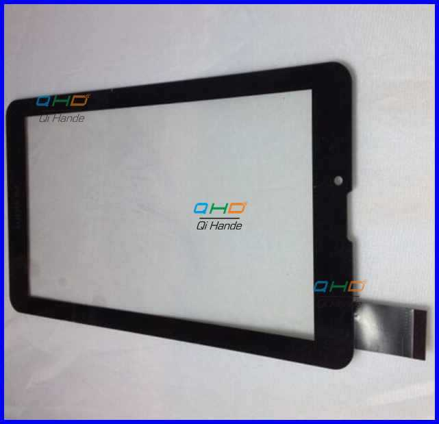 "10pcs / lot Original Pentru 7 ""inch HS1275 V106pg Touch Screen Compatibil Digitizer Tablet PC FM707101KD Orro A960 MTK6577 MTK6527"