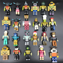 robot Roblox Game PVC Cartoon Figma Oyuncak Mermaid Action Toys Figure Anime Boys Toys Collection Gift For Kid's Birthday стоимость