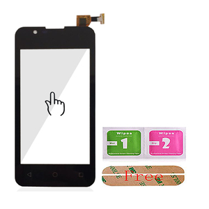 Image 4 - 4.0 Mobile Phone Touch Glass For BQ BQS 4072 BQ 4072 Touch Screen Glass Digitizer Panel Lens Sensor Tools Free Adhesive