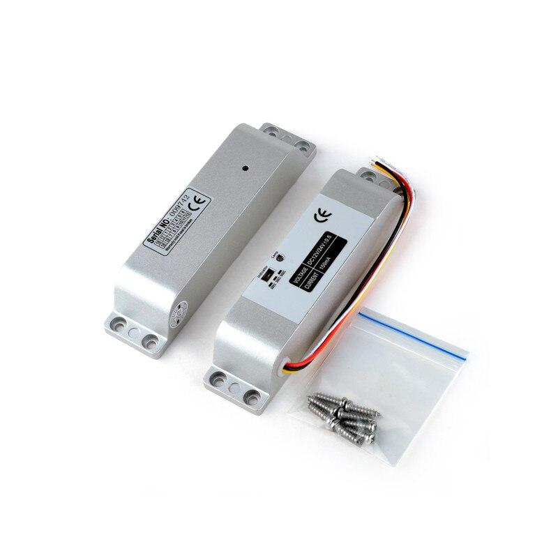 RFID Adgangskontrol Dørlåsesystem sæt med elektrisk skruelås RFID - Sikkerhed og beskyttelse - Foto 2