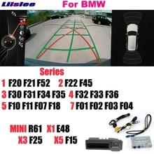 цена на Liislee Reversing Camera Interface Backup Original Monitor Upgrade For BMW 1 2 3 4 5 7 MINI X1 X3 X5 CIC NBT EVO