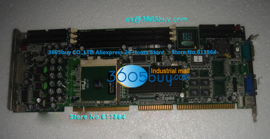 PCA-6181 REV.A1 100% tested perfect quality Motherboard