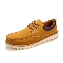 WholePop Fashion Low Top Men Tooling Shoes Autumn Man Outdoor Casual Shoes