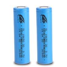 Mr. Li 3.7V 2000mah Large Energy Storage Cell Rechargeable Lithium Ion Battery For Mini Fan Flashlight цена