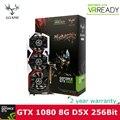 (Корабль Dhl EMS) Colorful iGame NVIDIA GeForce GTX 1080 GPU 8 ГБ GDDR5X 256bit PCI-E X16 3.0 VR Игровой видеокарты Видеокарты