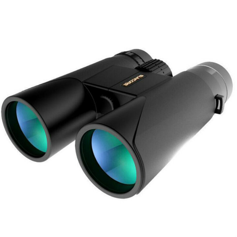 Suncore 12x42 Binoculo Power Binoculars Professional Waterproof Zoom Telescope Spotting Scope Military Outdoor BAK4 High Quality original telescopio binoculars nikula 10 30x25 zoom telescope binoculo profissionais bak4 prismaticos for spotting binoculares