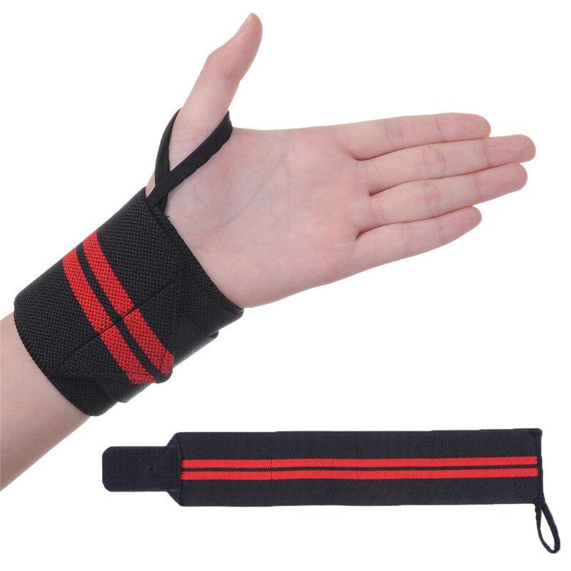 2016 большой палец петли на запястье Обёрточная бумага защита запястья при этом обеспечивают поддержку и защиту мышцы Спорт в комплекте реме... ...