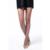 6 Pares/pacote Sexy da Mulher Completa Pé Longas Meias 15 Denier fios Core-fiado Seda Ultra Sheer Meia-calça de Verão 5 Cores
