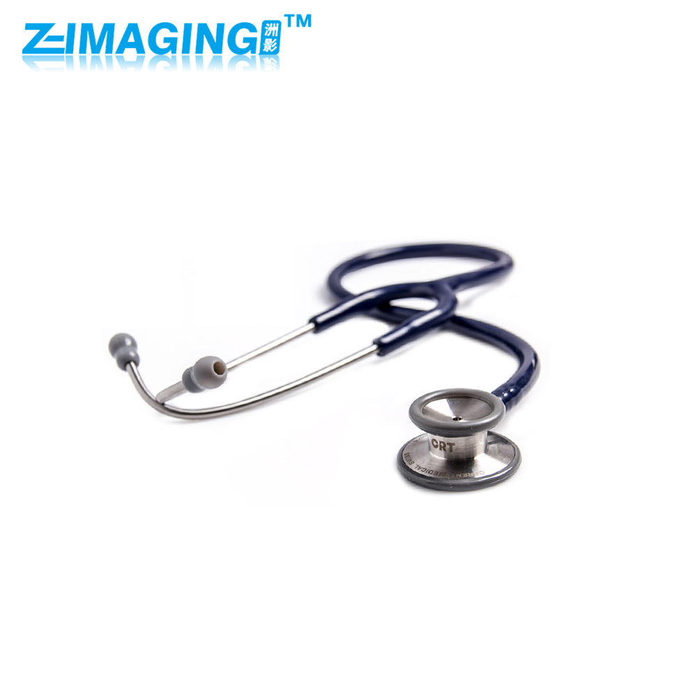 High Quality CRT868 Medical Professional Stethoscope Double Head Fetal Heart Rate Portable Health Care Stethoscope