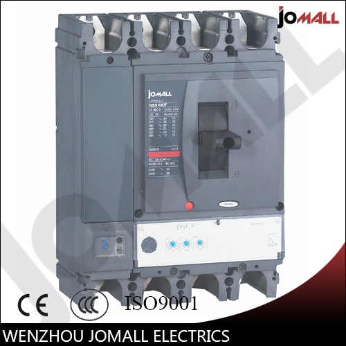 630A 4P NSX new type mccb Moulded Case Circuit breaker 400 amp 3 pole cm1 type moulded case type circuit breaker mccb