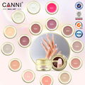 Gel Nail Polish Bling Canni Professional Nails UV Led Builder Clear Color Ongle Unhas De Gel 2016 French Art Soak Off Nagel 15ml