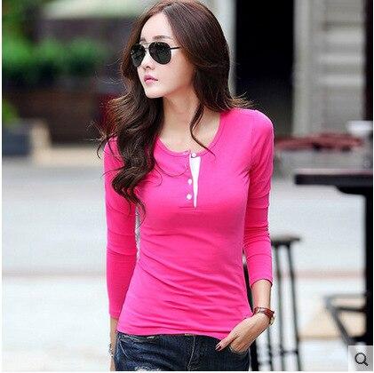 Plain Black Polo Shirt Cheap-polo White Polos Shirts For Women Cotton Breathable Plain Tops Plain Long Sleeve Polos