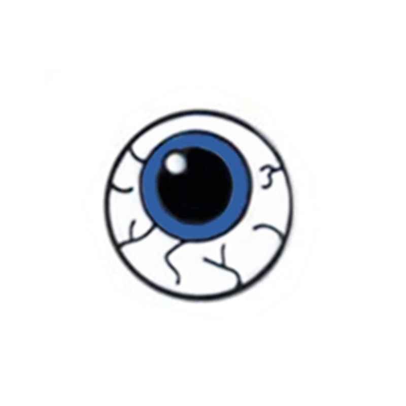 NTTHNCF Corpo Umano Spille Cervello Occhi Dente Spilla Accessori Commercio All'ingrosso Spille Distintivo per I Regali per Bambini