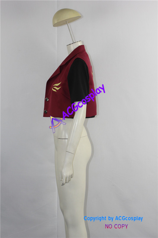 Resident Evil Claire Redfield Jacket Cosplay Costume