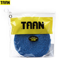 Genuine TAAN X5 Fiber Towel Sweatband Super Soft Grip Feel Towel Adhesive Badminton Racket Hand Glue Tennis Racket Grip(China)