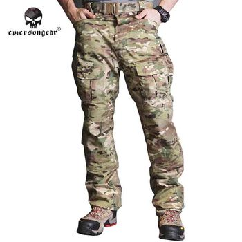 Emersongear CP Field Pants Trousers Tactical Emerson Training Camouflage Hunting Combat Gear Outdoor Multicam EM6990 mannequin