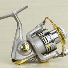 Universal Speed Ratio Baitcasting Half Metal Spinning Fishing Reel