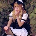 Anime Aikatsu Hoshimiya Ichigo Kirisame Marisa Long Wavy Light Blonde 80cm Cosplay wig Lolita Wig