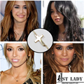Hot Sale Tiny Gold Sideways Cross Necklace Brand Silver Chain Women Cross Pendant Necklaces Jewelry Gift Colgantes Cruz Mujer