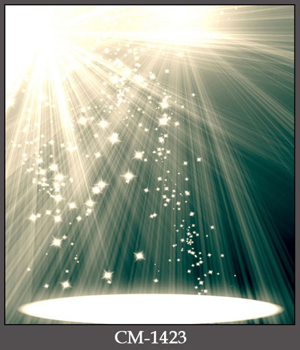 "Bokeh Backdrop ""Spotlight Bokeh""  |Light Photography Background"