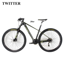NEW HOT Carbon Complete font b Bicycle b font 29er Mountain Bike carbon 15 17 19