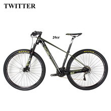 NEW HOT!! Carbon Complete Bicycle 29er Mountain Bike carbon 15 17 19 Bicicletas mountain bike 29  Mountainbike
