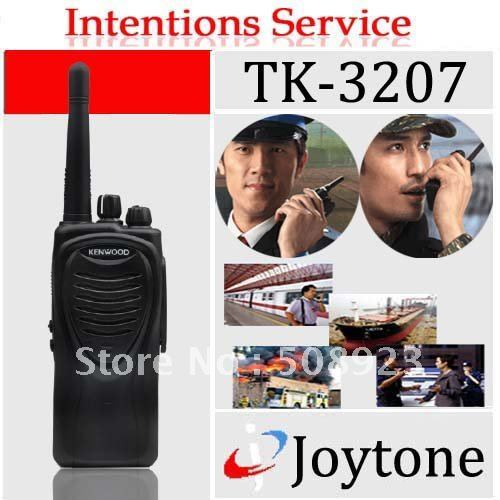 Best price Ham handheld 2 way radio (TK-3207)