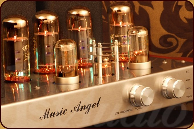 US $730 0 |Class A Stereo Hi End XDSE EL34 Integrated Tube Amp-in Amplifier  from Consumer Electronics on Aliexpress com | Alibaba Group