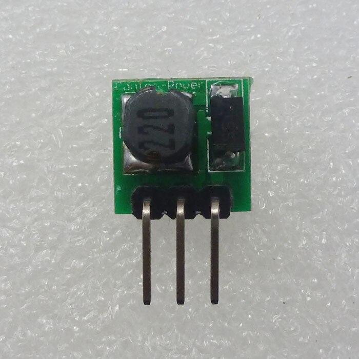 Ultra-small DC-DC 0.8-3.3V to DC 3.3V Step UP Boost PFM Voltage Converter Power Supply Module DC/DC 1.5V 2V 2.5V 3V for DUE FPGA laser virtual keyboard