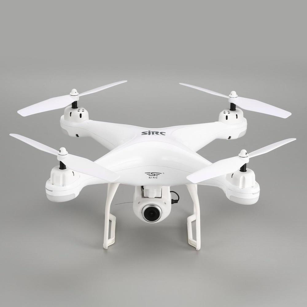 RC Drone Toys S20W FPV 720P/1080P Camera Selfie Altitude Hold Headless Mode Auto Return Takeoff/Landing Hover GPS RC QuadcopterRC Drone Toys S20W FPV 720P/1080P Camera Selfie Altitude Hold Headless Mode Auto Return Takeoff/Landing Hover GPS RC Quadcopter