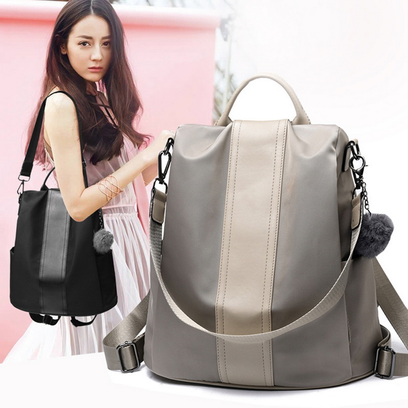Women Backpack School Bag Female Satchel Backpack Girl Casual Shoulder Bag Bolsa Feminina Large Capacity Mochilas Mujer Backbag