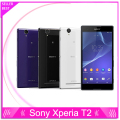 "Original Sony Xperia T2 Ultra Unlocked Phone 6.0"" Touch Screen Quad Core 1GB RAM 8GB ROM 13MP Camera WIFI GPS NFC 3G WCDMA"