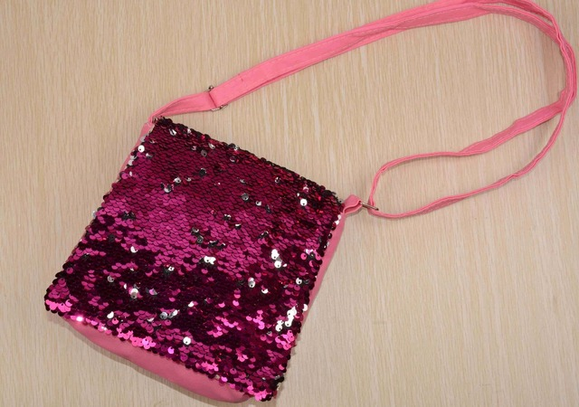 Fashion Change Colors Small Women Leather Bag 4