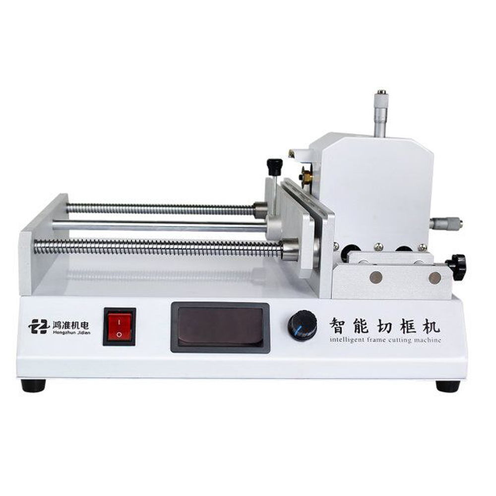 Laser Cutting Frame Machine For Tempered Glass Different Mobile Phone Screen Protector Cutting Screen Repair Refurbished Tool